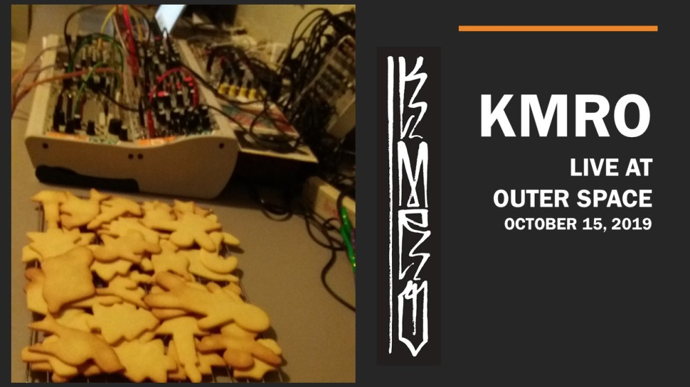KMRO at outer space october